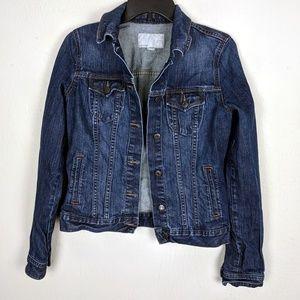 Old Navy | Blue Jean Jacket Tall M